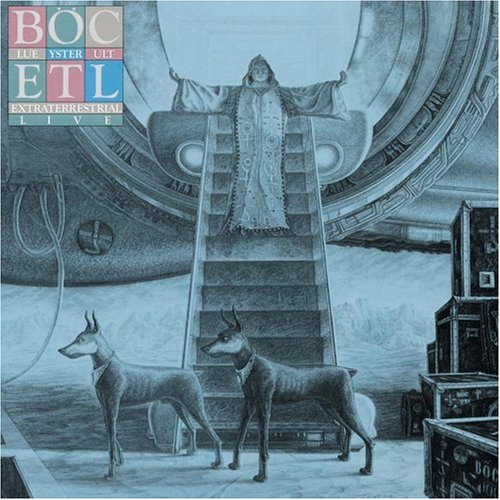 BLUE ÖYSTER CULT - Extraterrestrial Live cover