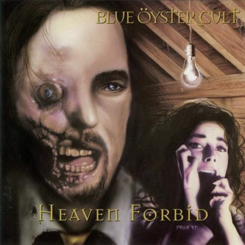 BLUE ÖYSTER CULT - Heaven Forbid cover