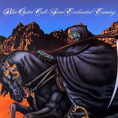 BLUE ÖYSTER CULT - Some Enchanted Evening cover