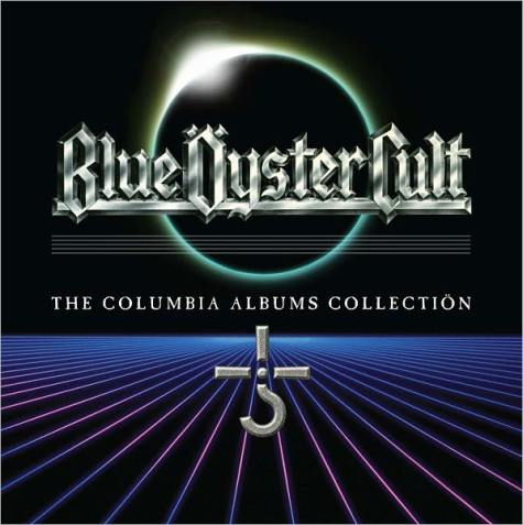 BLUE ÖYSTER CULT - The Columbia Albums Collection cover