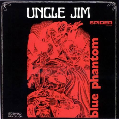 BLUE PHANTOM - Uncle Jim / Diodo cover