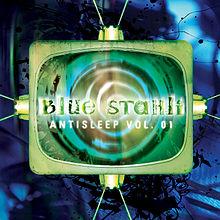 BLUE STAHLI - Antisleep Vol. 01 cover