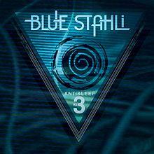 BLUE STAHLI - Antisleep Vol. 03 cover