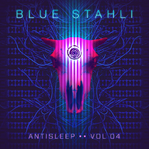 BLUE STAHLI - Antisleep Vol. 04 cover