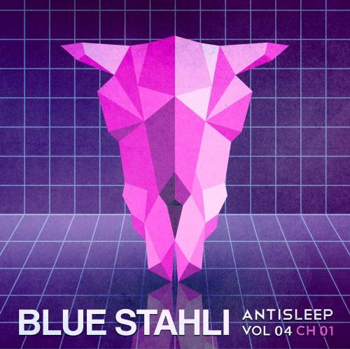 BLUE STAHLI - Antisleep Vol. 04 (Chapter 01) cover