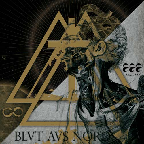 BLUT AUS NORD - 777 - Sect(s) cover