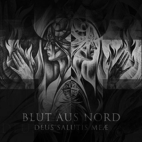 BLUT AUS NORD - Deus Salutis Meæ cover