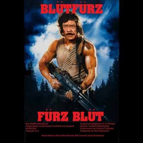 BLÜTFÜRZ - Furz Blut cover