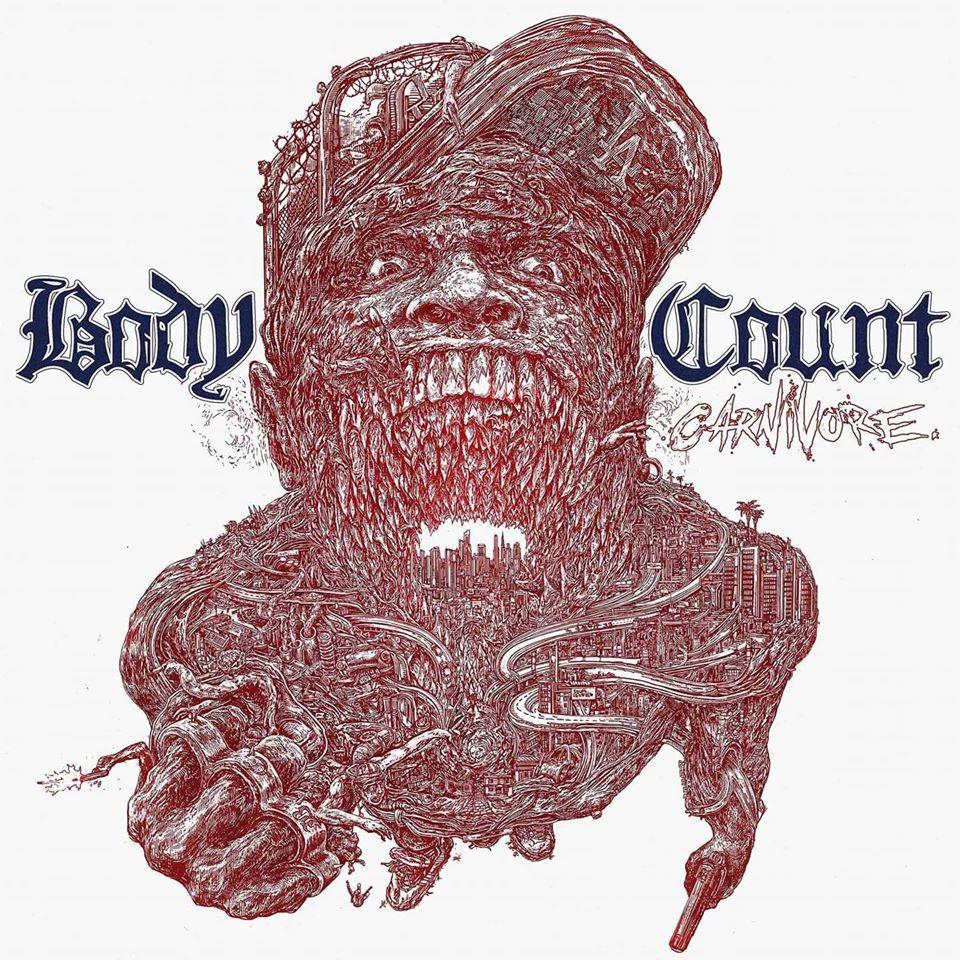 BODY COUNT - Carnivore cover