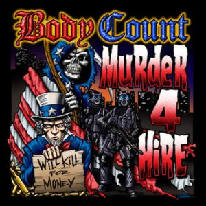 BODY COUNT - Murder 4 Hire cover
