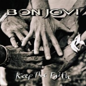 BON JOVI - Keep The Faith cover