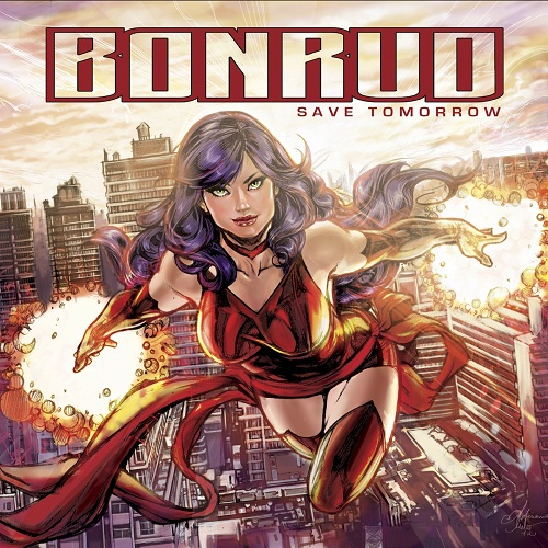 BONRUD - Save Tomorrow cover