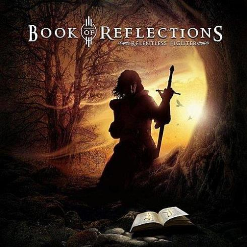 BOOK OF REFLECTIONS - Relentless Fighter cover