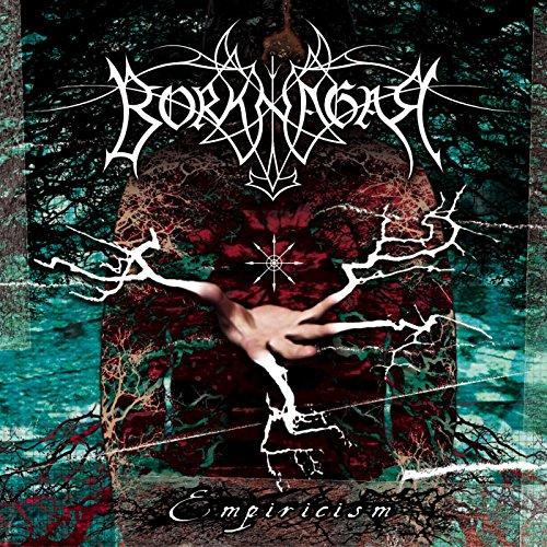 BORKNAGAR - Empiricism cover