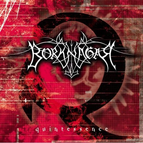 BORKNAGAR - Quintessence cover