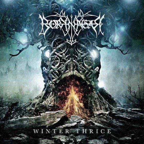 BORKNAGAR - Winter Thrice cover
