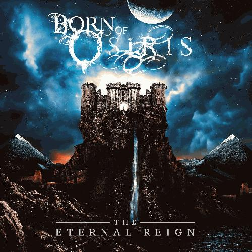 BORN OF OSIRIS - The Eternal Reign cover