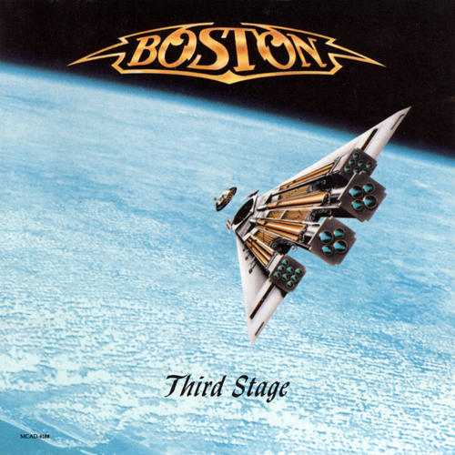 BOSTON - Third Stage cover