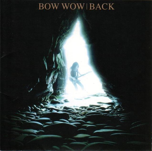 BOW WOW - Back cover