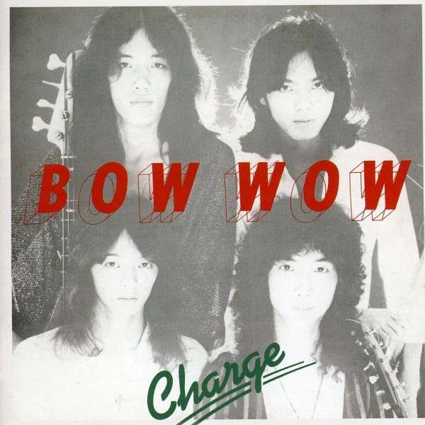 BOW WOW - Charge cover