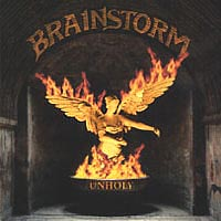 BRAINSTORM - Unholy cover 