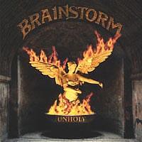 BRAINSTORM - Unholy cover