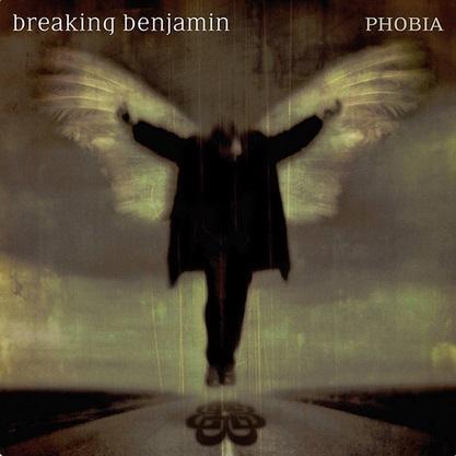 BREAKING BENJAMIN - Phobia cover