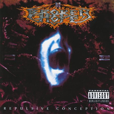 BROKEN HOPE - Repulsive Conception cover