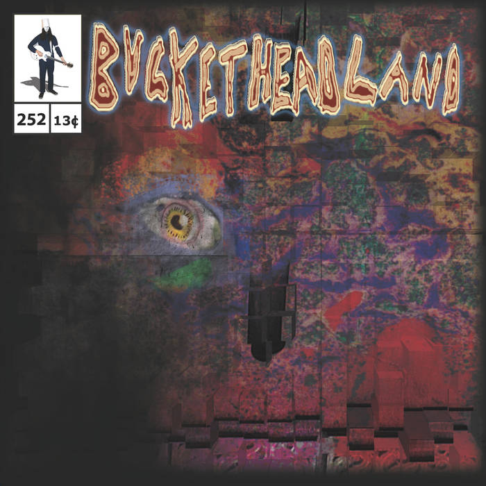 BUCKETHEAD - Pike 252 - Bozo In The Labyrinth cover