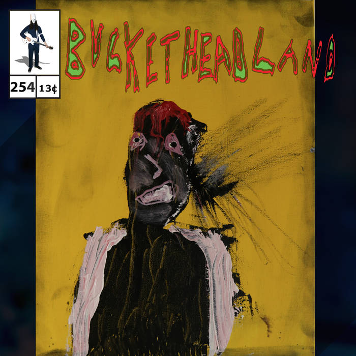 BUCKETHEAD - Pike 254 - Woven Twigs cover