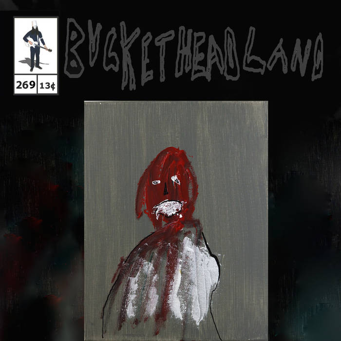 BUCKETHEAD - Pike 269 - Decaying Parchment cover