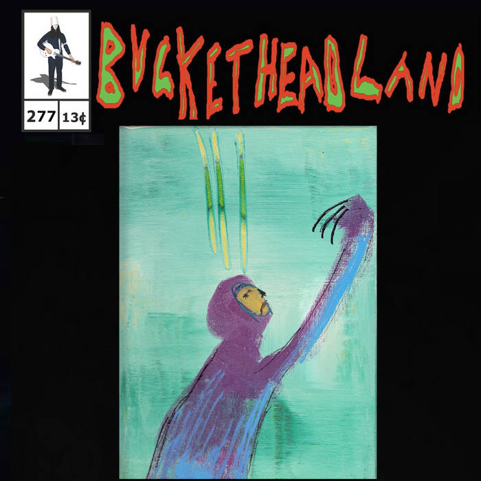 BUCKETHEAD - Pike 277 - Division Is The Devil's Playground cover