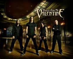BULLET FOR MY VALENTINE   Scream Aim Fire : Live At London Alexandria Cover