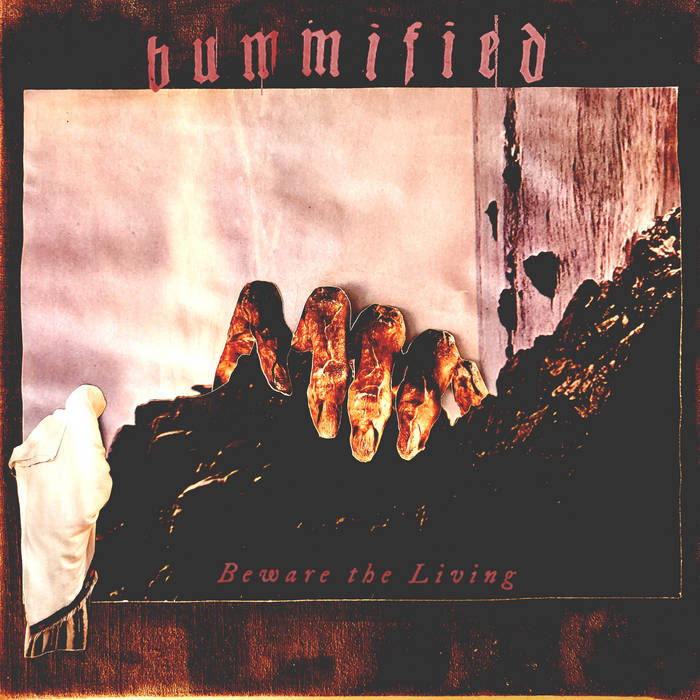 BUMMIFIED - Beware The Living cover