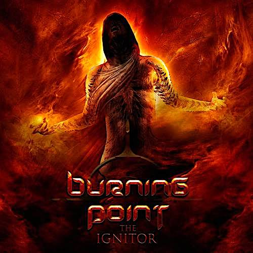 BURNING POINT - The Ignitor cover