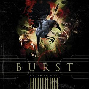 BURST - Lazarus Bird cover