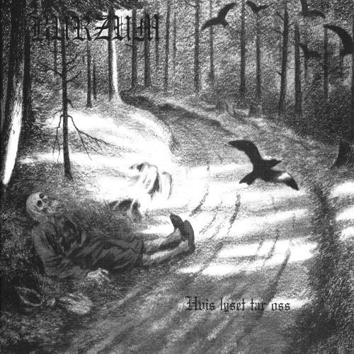 BURZUM - Hvis Lyset Tar Oss cover