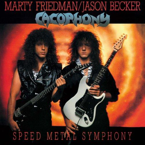 CACOPHONY - Speed Metal Symphony cover