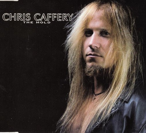 CHRIS CAFFERY - The Mold cover