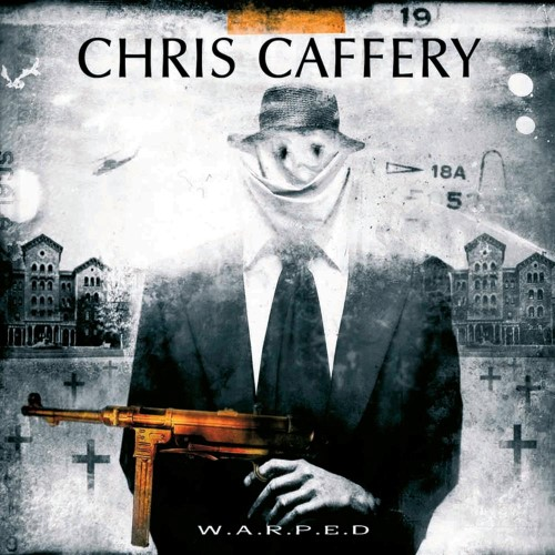 CHRIS CAFFERY - W.A.R.P.E.D. cover