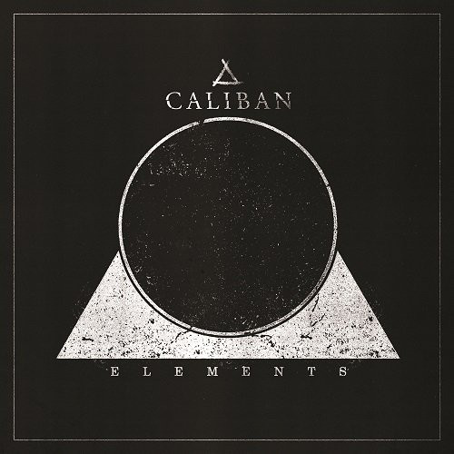 CALIBAN - Elements cover