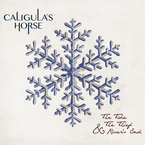CALIGULA'S HORSE - The Tide, The Thief & River's End cover