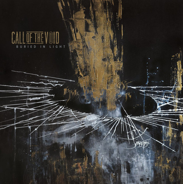CALL OF THE VOID - Buried In Light cover
