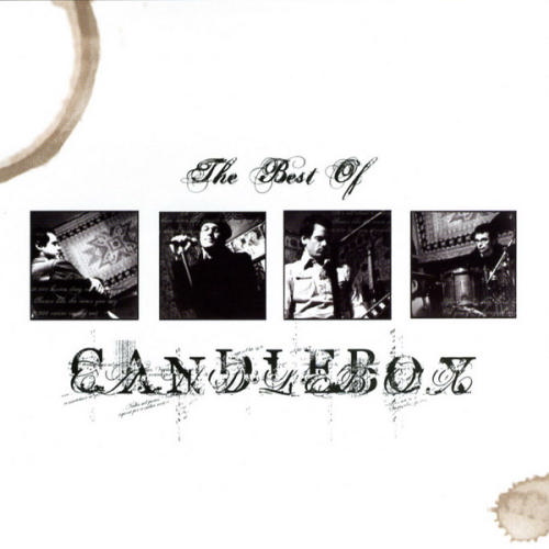CANDLEBOX - The Best of Candlebox cover