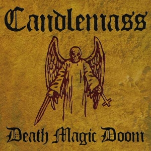 CANDLEMASS - Death Magic Doom cover