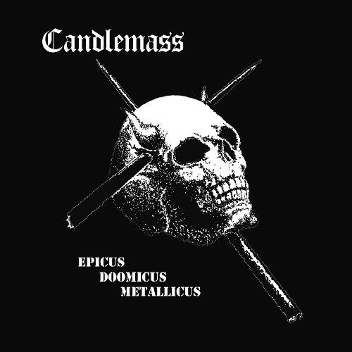 CANDLEMASS - Epicus Doomicus Metallicus cover