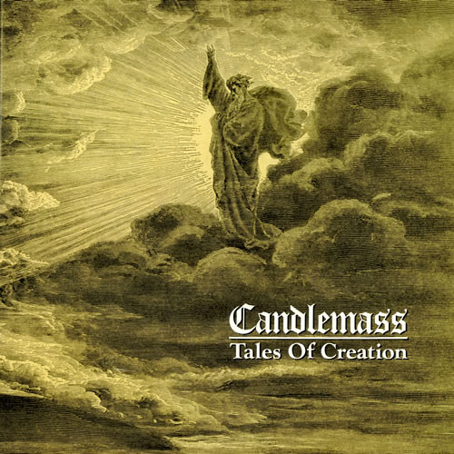 CANDLEMASS - Tales of Creation cover