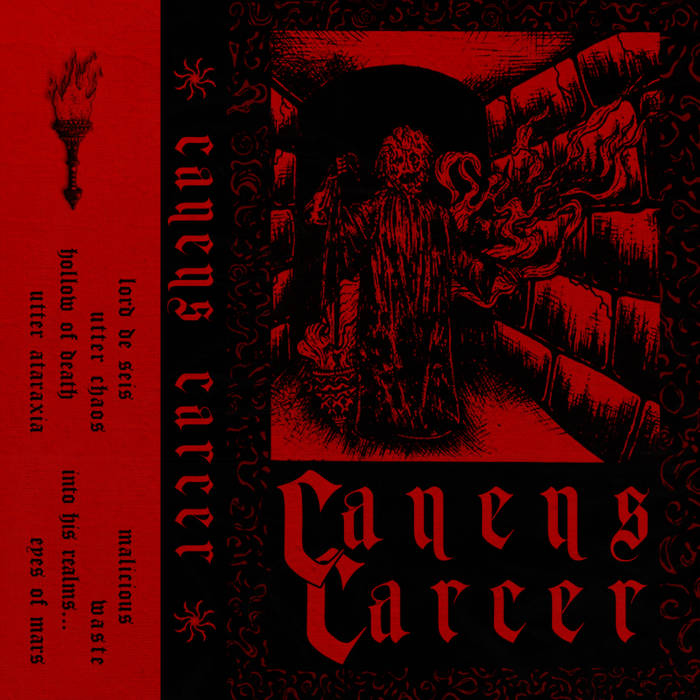 CANENS CARCER - Canens Carcer cover
