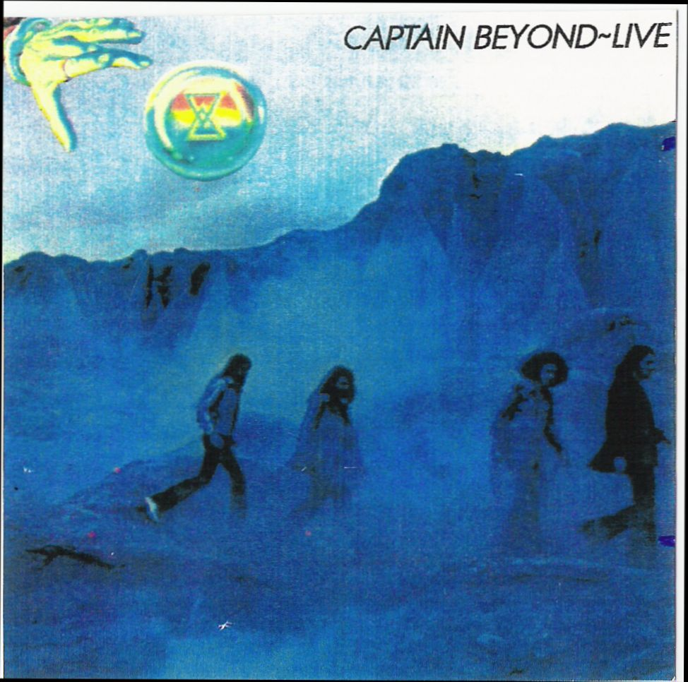 CAPTAIN BEYOND - Far Beyond a Distant Sun - Live in Arlington Texas cover
