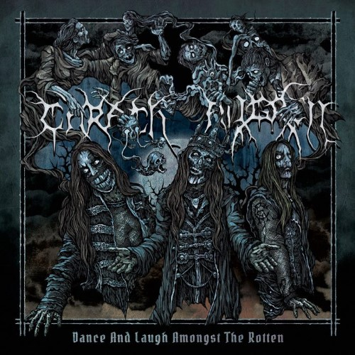 CARACH ANGREN - Dance and Laugh Amongst the Rotten cover